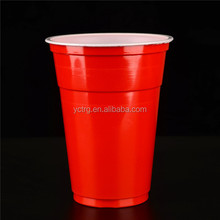 High quality PS red cup / party red cups / beer pong cups