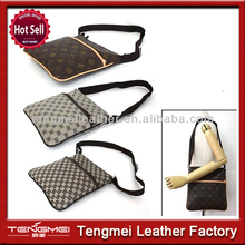 2014 Newest Leather Brand Name Handbags For Men