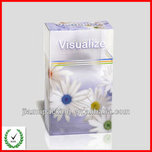 Wholesale blister card packaging with hang hole
