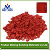 pigments colors for glass mosaic to export as cheap price