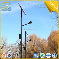 Bright solar 5 years warranty automatic light and time control 100W solar led street light gujarat