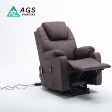 High Quality New Design Modern Living Room Massage Lift Chair Leather Recliner Sofa