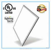 2ft x 2ft recessed flat led panel light 277V, Safety Certification UL LM79, LM80 reports. Non-dimmable. 5 year warranty