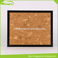 new product wall-mounted unique fabric cork board