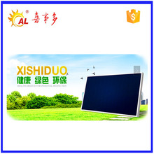 Factory prices solar water heater flat plate thermal collector