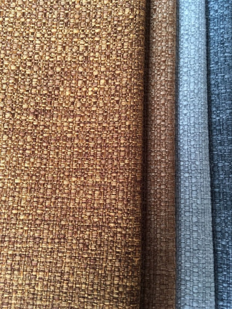 Linen type sofa fabric/ textile for sofa cover