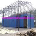 100 CBM Wood Drying Kilns For Sale