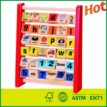 Kids Educational toys early learning number jigsaw puzzle for preschool children