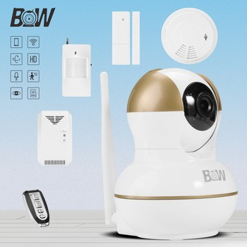 Real-time Monitoring Motion Detect HD Wireless P2P Pan/Tilt/Zoom Security Camera Systems