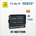 7 inch panel with DVR recorder BY-08277DVR