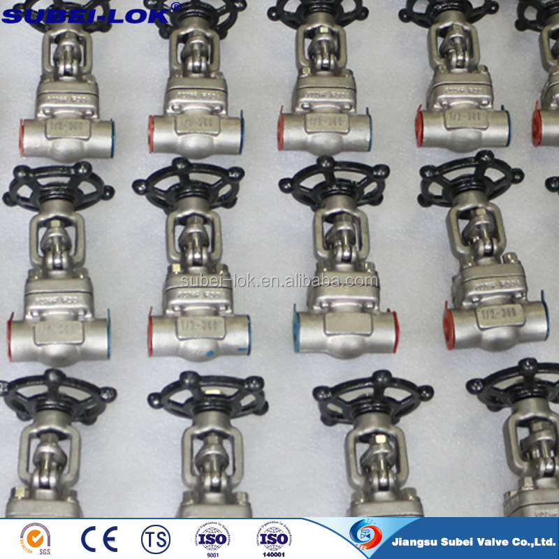 Forged Steel Steam Globe Valve Price
