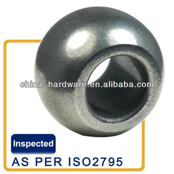 FU Oilite Bronze or Iron Materials Outer Spherical Bush