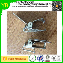 custom high quality cheap metal rug clip