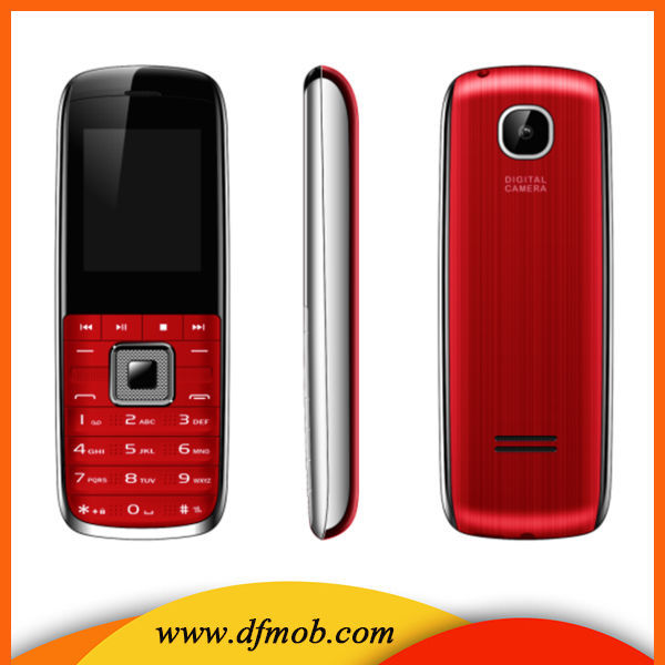 Cheap 1.8 inch QVGA Screen Dual SIM GSM Cellphone Unit With Price F2