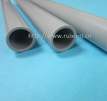 The Best China hexagon tube plastic with High Quality