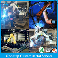 One Stop Sheet Metal Fabrication Factory