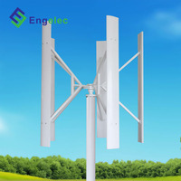 H type wind-power generator 800W vertical wind power generator vertical axis wind turbine 12m/s rated speed
