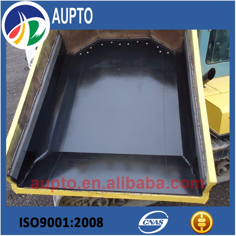 Customized plastic Plate Truck Bed Liners