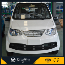 Kingwoo high speed smart 4 seats solar electric car