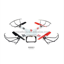 YK0807459 New and Latest 2017 Hot selling WL V686 2.4G Channel FPV Headless flying Mode RC Quadcopter Drone with Monitor/Gyro