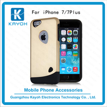 [kayoh]Cobblestone Design cool phone cases Hybrid Shockproof Hard PC + TPU Cell Phone Case Cover For iphone 7 7plus