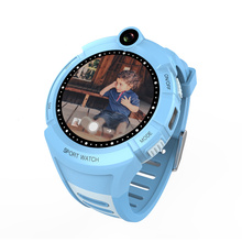 2017 Newest Q360 Smart Watches GPS Location Touch Screen SOS Anti-Lost Monitor Tracker For Kids