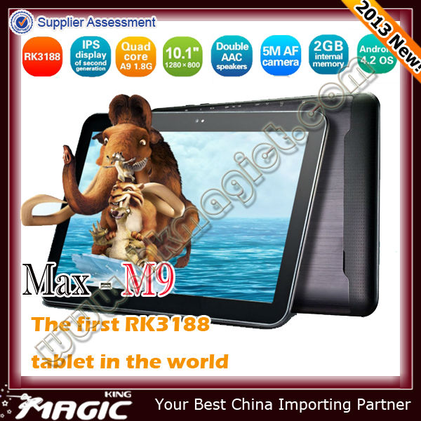 PiPo M9 tablet 10inch android 4.1 tablet pc