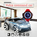 intelligent Smart Watch Sound Control RC Car with light