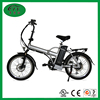 EN 15194 250W 36V Li Battery 20 Inches Fast Foldable Cheap Pocket Bikes