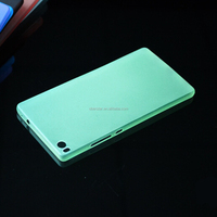 Wholesale Promotion Case for Huawei P8 Matte Cover Skin Translucent Slim Cellphone Phone Case