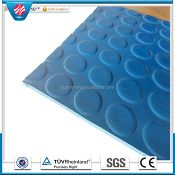 coin pattern rubber flooring,Fire-resistant rubber flooring