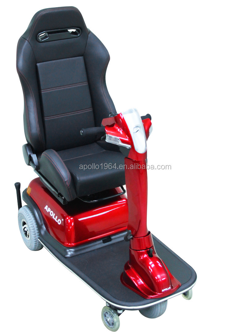 Apollo Electric Mobility Scooters Red