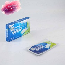 Popular 2018 Mint Flavor Advanced Whitening Teeth Strips Crest 3D White
