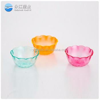 Wholesale small plastic fish bowls plastic food bowl for Small plastic fish bowls