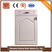20 mm thickness mdf pvc kitchen cabinet door