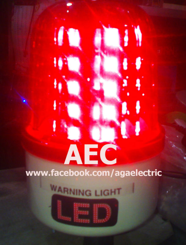 LED Rotary/Flashing Warning Light