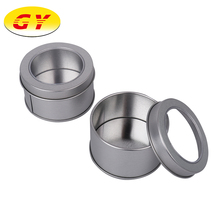 Cheap high quality round silver empty wedding mint tin cans sale in malaysia