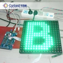 Front Service p10 led display module from Reliable LED Manufacturer