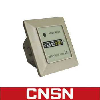 HM-1 Indian Standard Mechanical Hour Meter