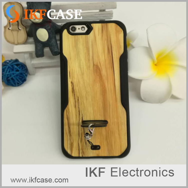 wood phone case for Iphone 6 plus ,waterproof case for iphone 6