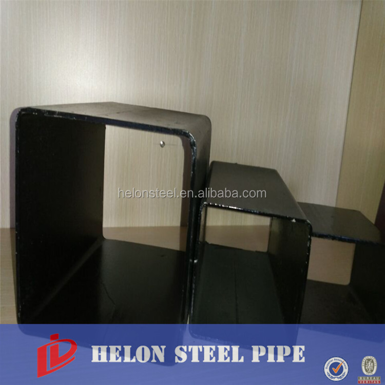 square steel pipe square tube plastic pipe mounting bracket