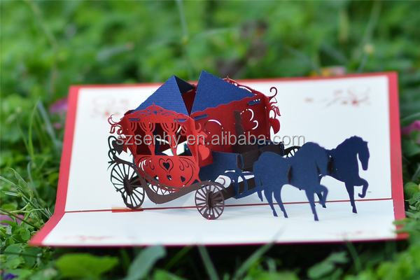 boutique 3d christmas cutting paper crafts model