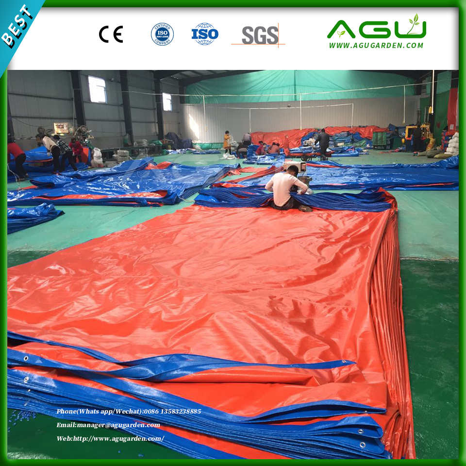 Grey Most Popular PE Mesh Tarps 90GSM For Sale
