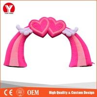 Inflatable arch for advertising, high quality inflatable archway promotional