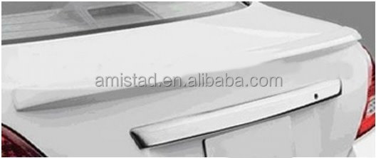 AUTO CAR PARTS TRUNK SPOILER FOR NISSAN TIIDA 4D 2003-2009 REAR SPOILER