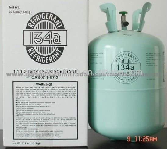 R134a 99.99% purity medical pharmaceutical refrigerant