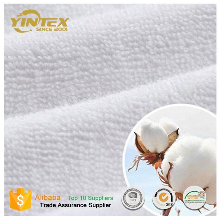 Yintex Terry Laminated Fabric Antibacterial hotel hypoallergenic waterproof mattress Protector - Jozy Mattress | Jozy.net