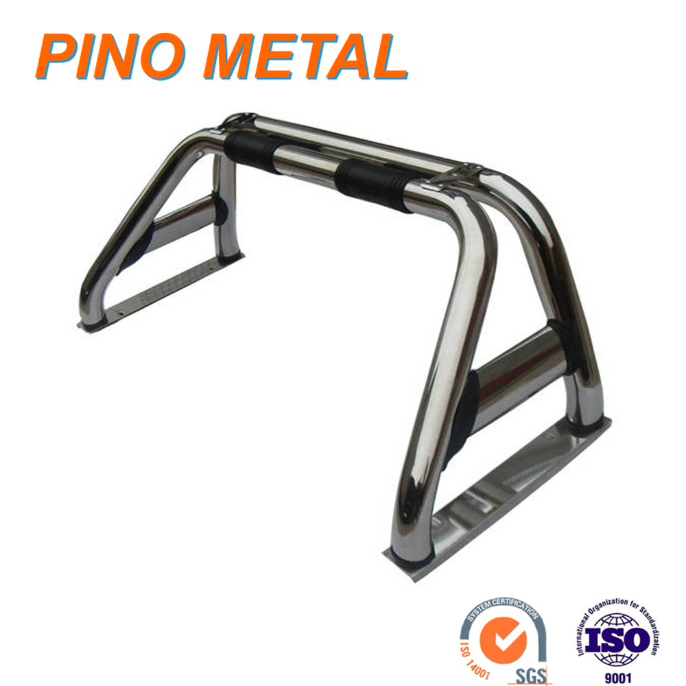 stainless steel roll bar for truck parts
