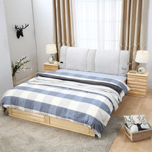 Pictures of beds room furniture bedroom set solid wood double bed designs with box