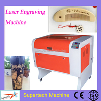 Mini CO2 Stainless Steel Engraving Machine Laser Engraving